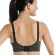 Anita Maximum Support Air Control Sports Bra - Anthracite