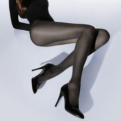 Wolford Velvet De Luxe 50 Tights - Town Shop  - 3