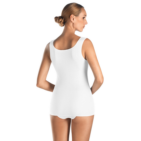 Hanro Cotton Seamless Tank Top
