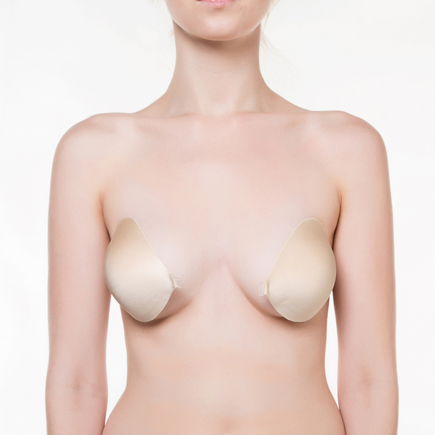 NuBra Seamless Adhesive Push-Up Bra