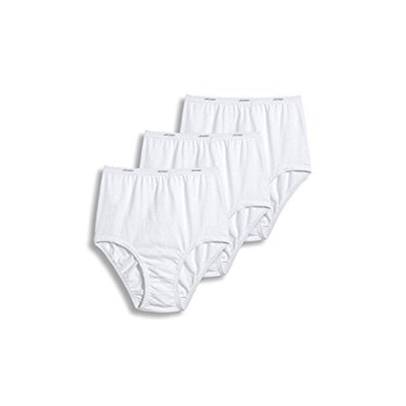Jockey Plus Size Classic Brief - Pack of 3