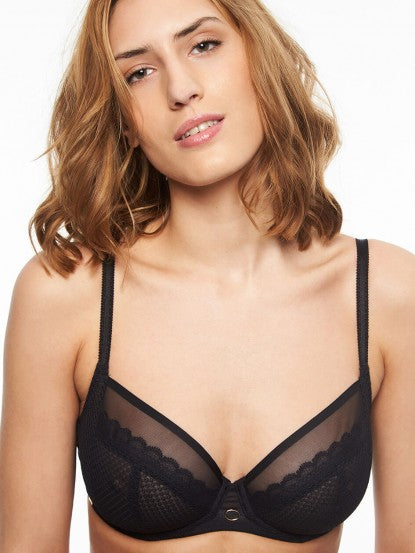 Chantelle Parisian Allure Unlined Plunge Bra