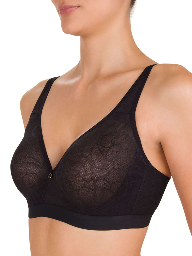 Conturelle Silhouette Collection Wireless Moulded Bra