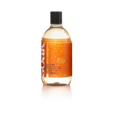 Soak Wash Yuzu 12 oz. Bottle