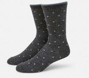 B.ella Kitty Pindot Crew Sock
