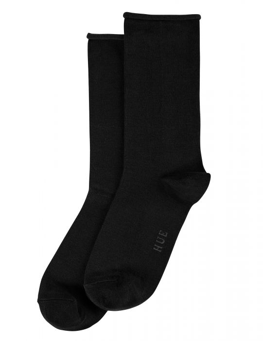 Hue Jeans Socks - Black