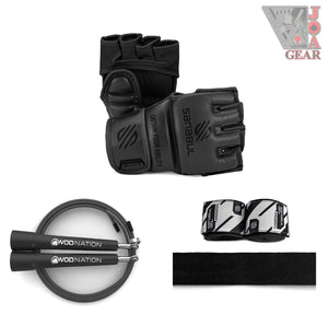 Complete Fighter's Bag - Combatives, MMA, Martial Arts