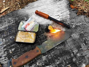 Survival Fire Tin