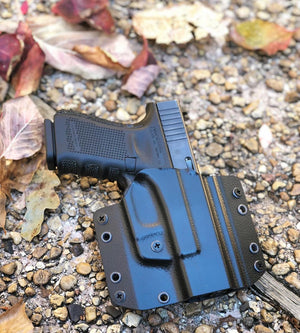 GLOCK OWB KYDEX HOLSTERS (LIGHT OR NO LIGHT)