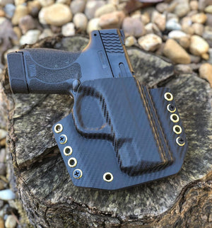 SMITH AND WESSON OWB KYDEX HOLSTERS