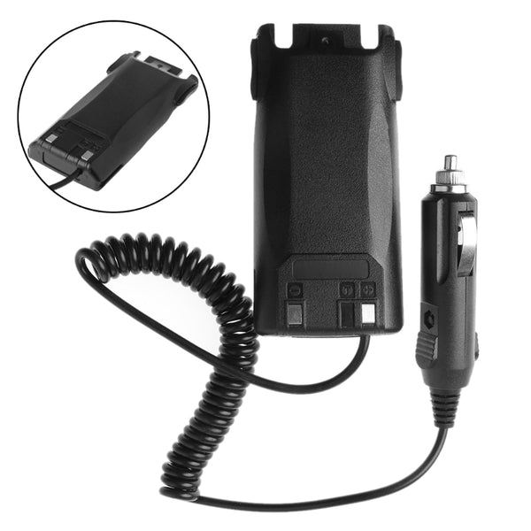 Baofeng UV-82 AC Car Charger - Standalone for Vehicle-mounted Radios, Cigarette Lighter, OEM