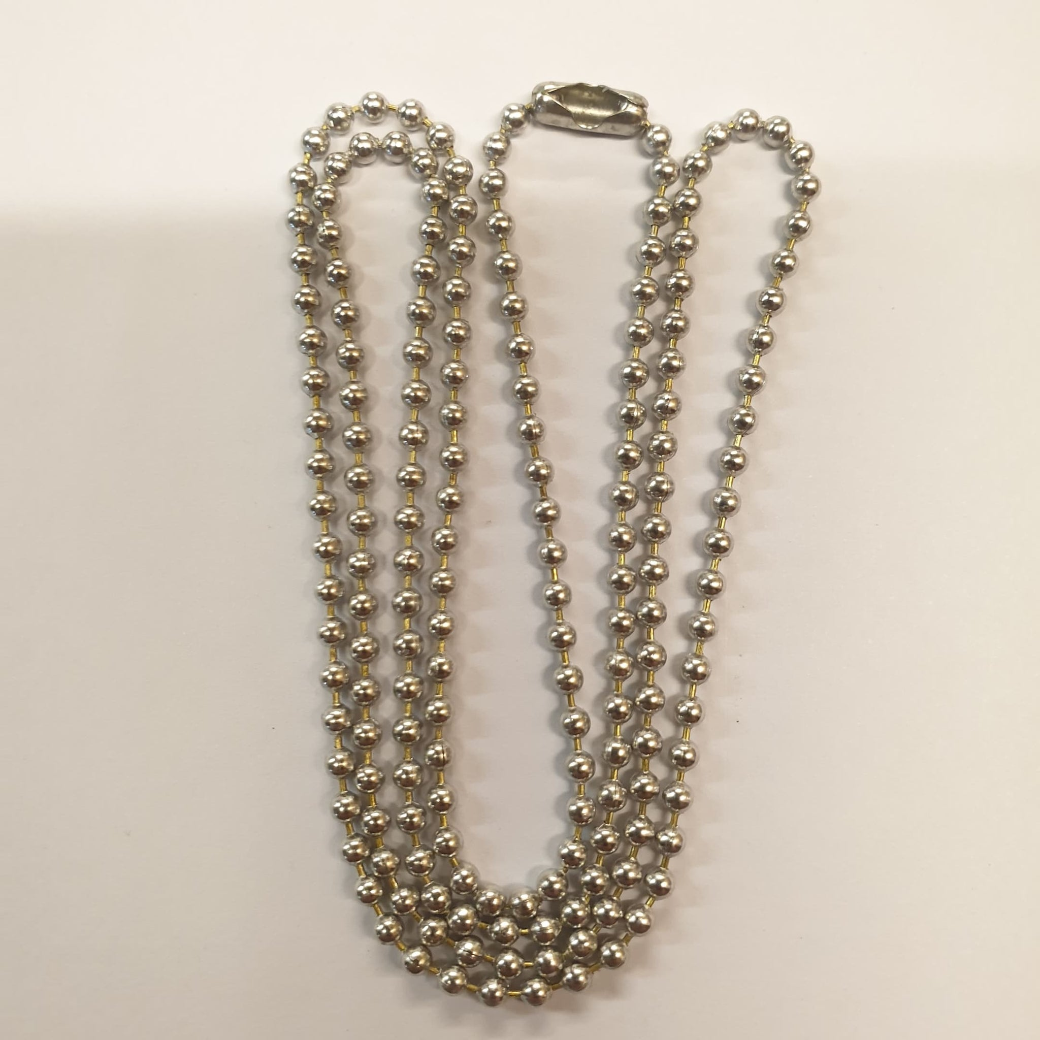 Dog Tag Ball Chain Short
