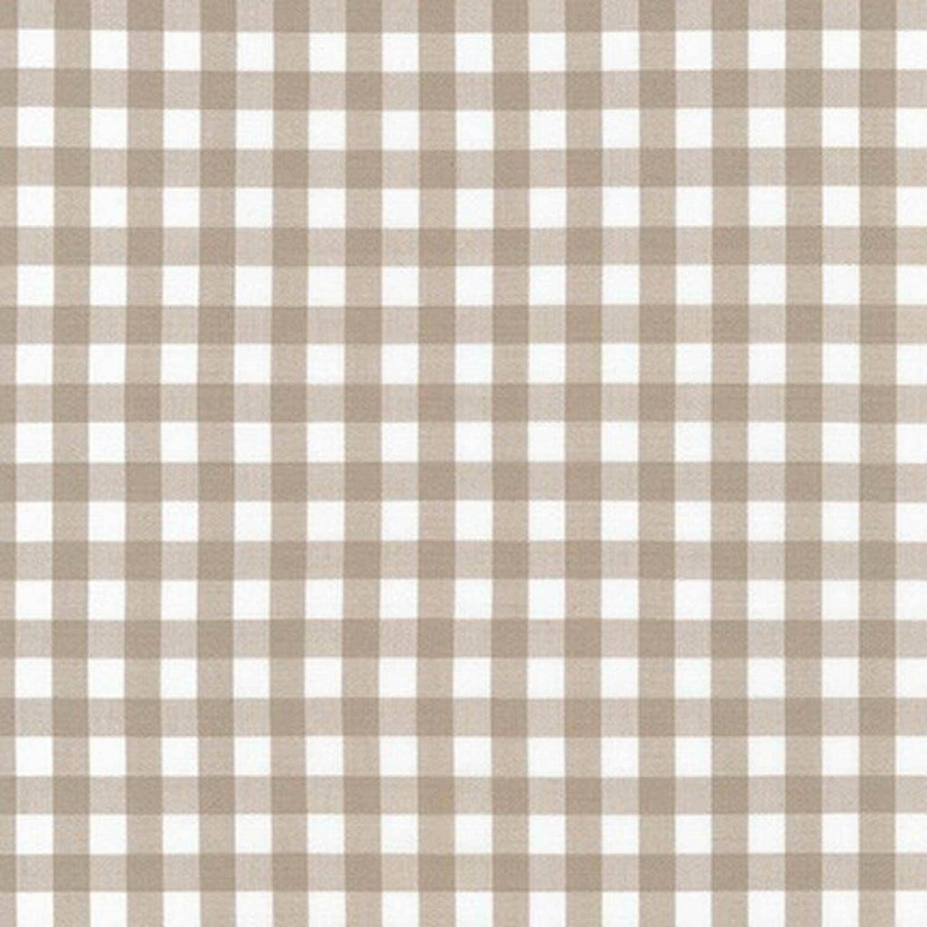 "ROBERT KAUFMAN ""KITCHEN WINDOW WOVEN"" GINGHAM AZH-17722-411 DOESKIN by the 1/2 yard"