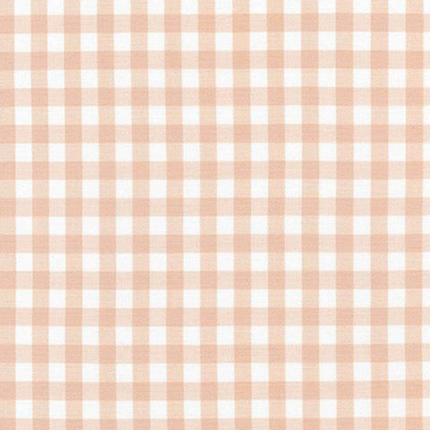 "ROBERT KAUFMAN ""KITCHEN WINDOW WOVEN"" GINGHAM AZH-17722-379 LINGERIE by the 1/2 yard"