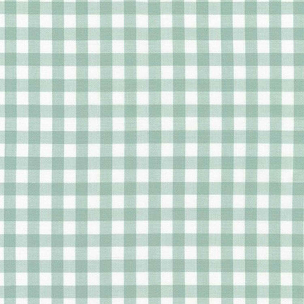 "ROBERT KAUFMAN ""KITCHEN WINDOW WOVEN"" GINGHAM AZH-17722-34 SAGE by the 1/2 yard"
