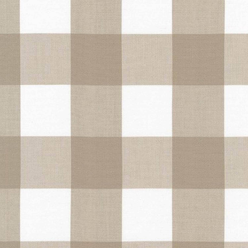"ROBERT KAUFMAN ""KITCHEN WINDOW WOVEN"" GINGHAM AZH-17723-411 DOESKIN by the 1/2 yard"