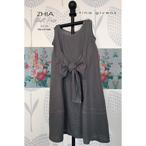 "TINA GIVENS ""ZHIA SHIFT DRESS"" Sewing Pattern"