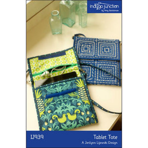 "INDYGO JUNCTION ""TABLE TOTE"" Sewing Pattern"