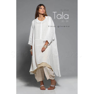 "TINA GIVENS ""TALA TG-A7152"" SEWING PATTERN"