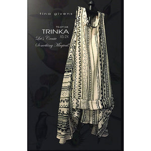 "TINA GIVENS ""TRINKA"" Sewing Pattern"