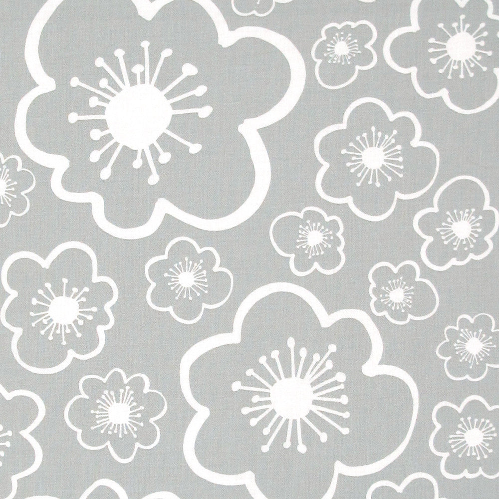 "WINDHAM ""BELLA- LOTTA JANSDOTTER"" LARGE FLOWER Gray Plank"