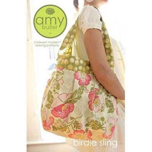 "AMY BUTLER ""BIRDIE SLING"" Sewing Pattern"