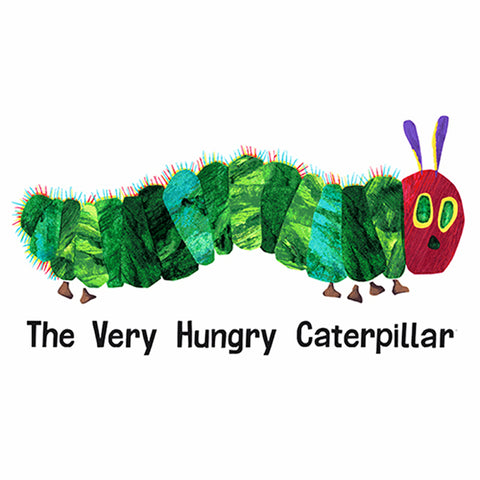 "ANDOVER ""THE VERY HUNGRY CATERPILLAR"" GIANT CATERPILLAR PANEL A-7914-X by the panel"