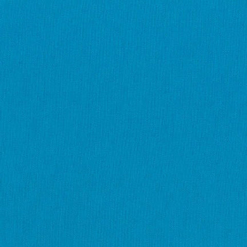 "ROBERT KAUFMAN ""ESSEX"" Linen Cotton Blend BLUE by the 1/2 yard"
