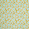 "AMY BUTLER ""DAISY CHAIN"" KALEIDOSCOPE DOTS Olive by 1/2 yard"