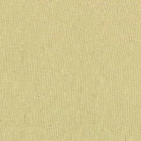 "ROBERT KAUFMAN ""ESSEX"" Linen Cotton Blend CELERY by the 1/2 yard"