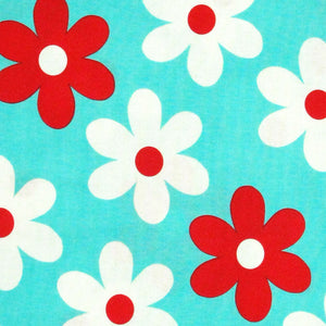 "MICHAEL MILLER ""LIL' PLAIN JANE"" Aqua BY 1//2 YARD"