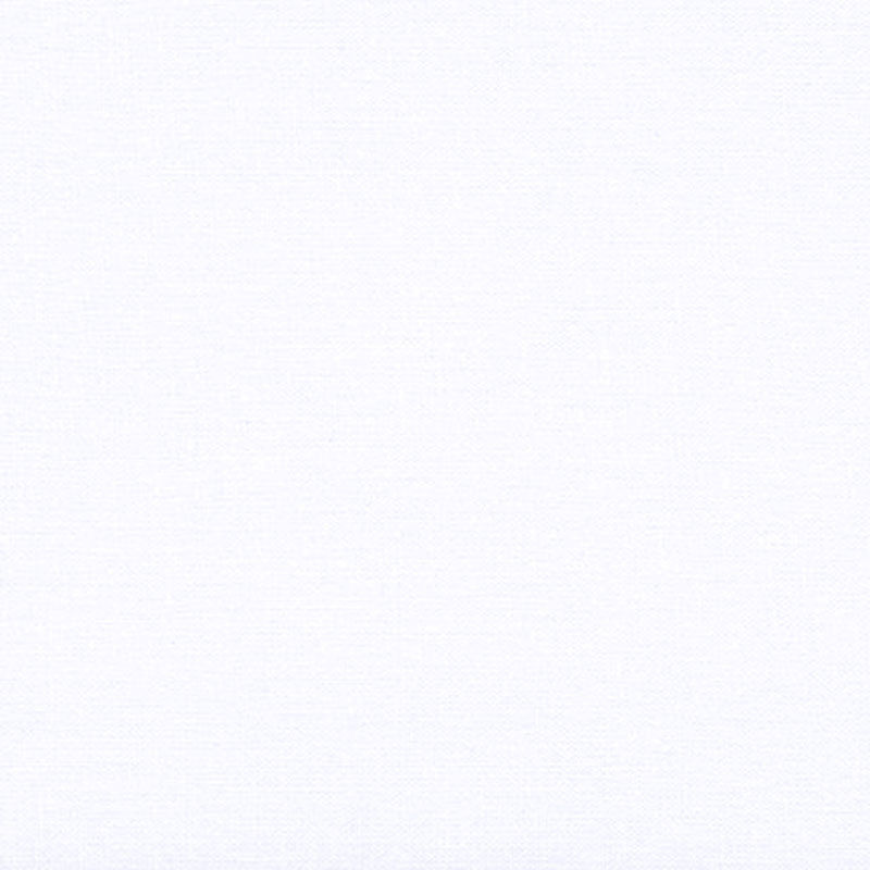 "ROBERT KAUFMAN ""ESSEX CANVAS"" E119-1387 WHITE by the 1/2 yard"