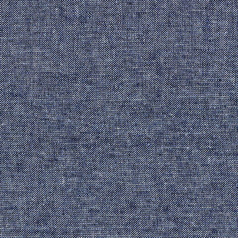 "ROBERT KAUFMAN ""ESSEX CANVAS"" E120-1452 YARN DYED DENIM by the 1/2 yard"
