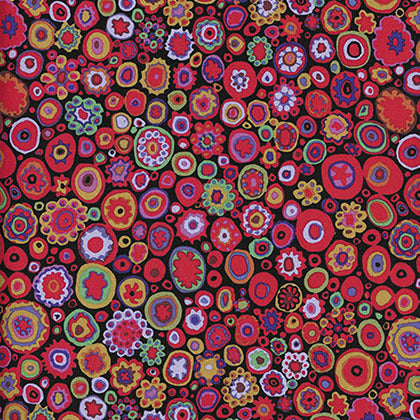 "KAFFE FASSETT ""PAPERWEIGHT"" GP20 GYPSY by the 1/2 yard"