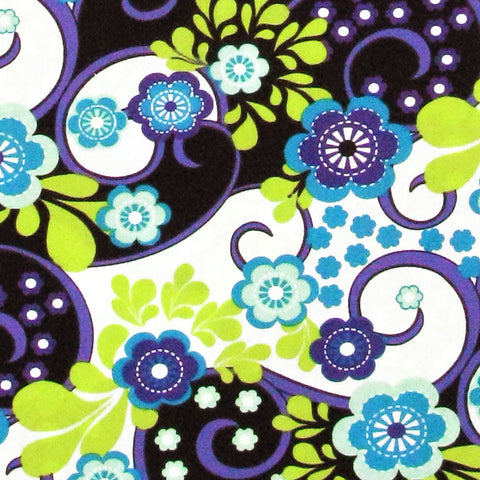 "HOFFMAN ""Spring Fever"" Jewel by 1/2 yard"
