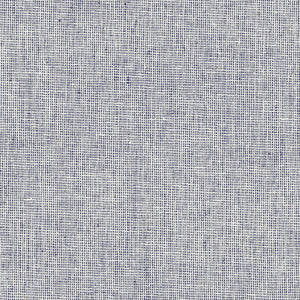 "ROBERT KAUFMAN ""ESSEX YARN DYED HOMESPUN"" Linen Cotton Blend INDIGO by the 1/2 yard"