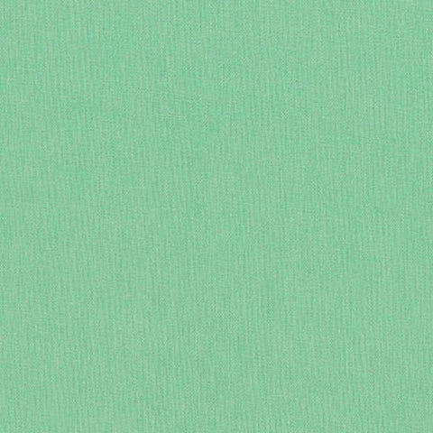 "ROBERT KAUFMAN ""ESSEX"" Linen Cotton Blend JADE by the 1/2 yard"