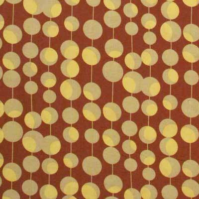 "AMY BUTLER ""MIDWEST MODERN 2"" MARTINI Brown by 1/2 yard"