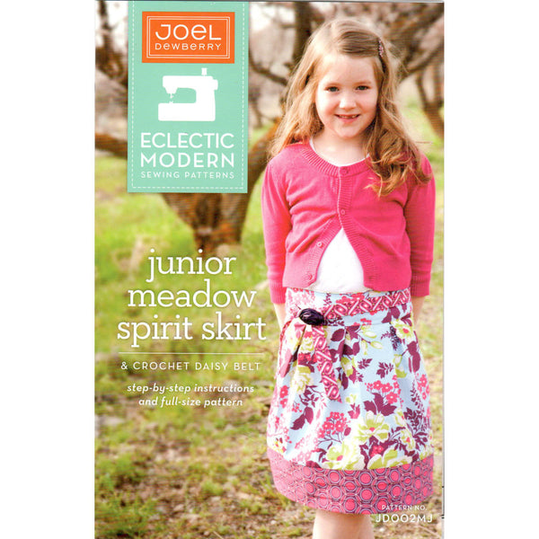 "JOEL DEWBERRY ""JUNIOR MEADOW SPIRIT SKIRT"" Sewing Pattern"