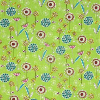 "ROBERT KAUFMAN ""DILL BLOSSOM"" BLOOM Summer by 1/2 yard"