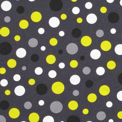 "MICHAEL MILLER ""LOLLI DOT"" Gray 29 inches"
