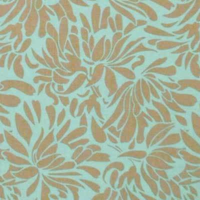 "AMY BUTLER ""DAISY CHAIN"" DAISY BOUQUET Mist by 1/2 yard"