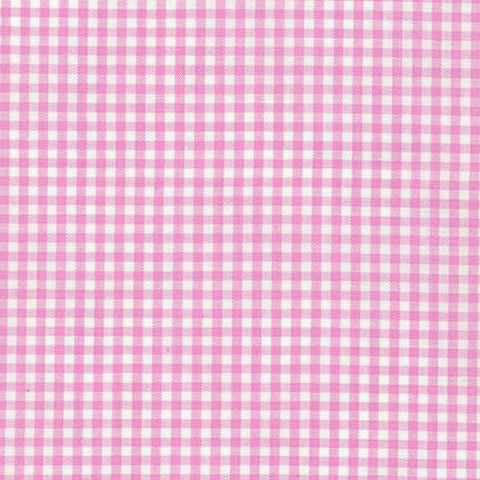 "ROBERT KAUFMAN ""CAROLINA GINGHAM 1/8"" P-5689-15 CANDY by the 1/2 yard"