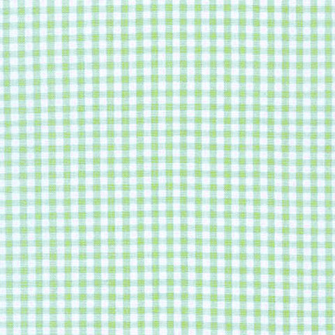 "ROBERT KAUFMAN ""CAROLINA GINGHAM 1/8"" P-5689-32 MINT by the 1/2 yard"