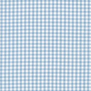 "ROBERT KAUFMAN ""CAROLINA GINGHAM 1/8"" P-5689-336 FOG by the 1/2 yard"