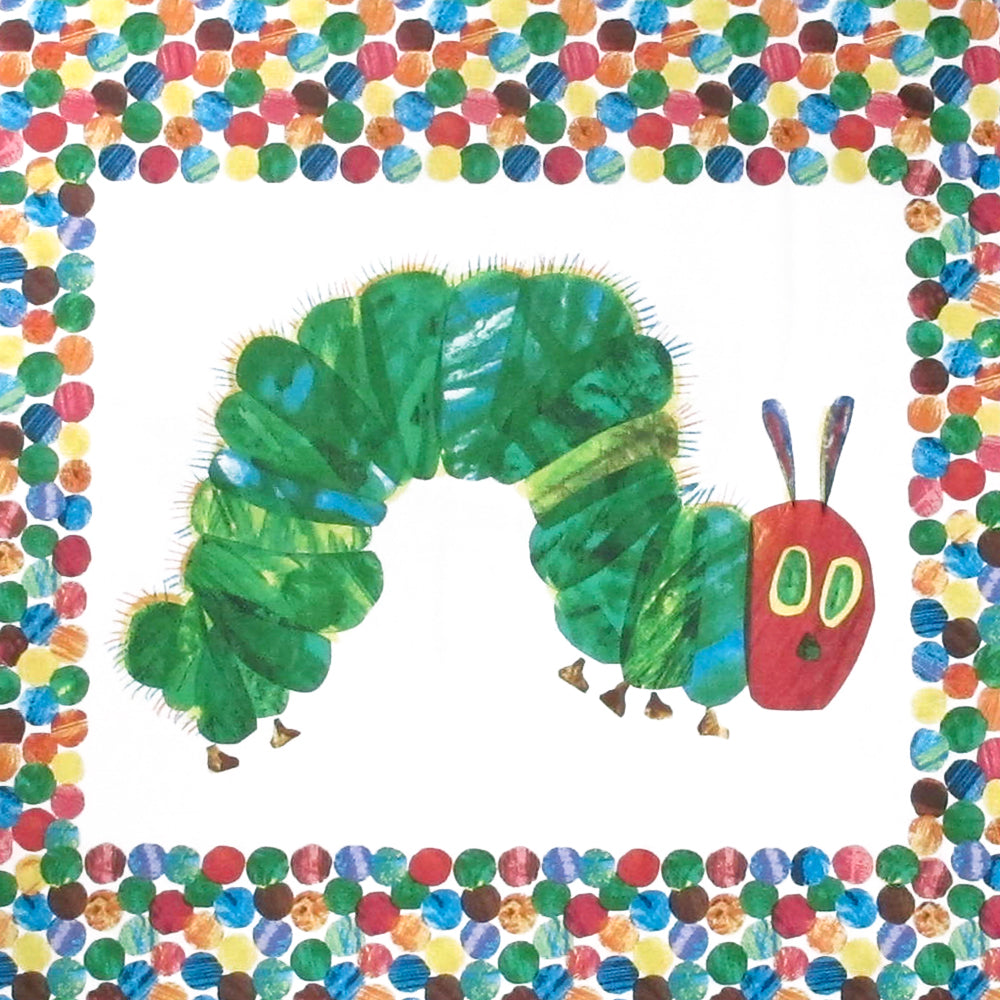 "ANDOVER ""THE VERY HUNGRY CATERPILLAR"" GROWING UP PANEL P0260-3471-Multi by the Panel"