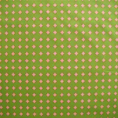 "ALEXANDER HENRY ""MOD DOT"" Tea Green 28 inches"