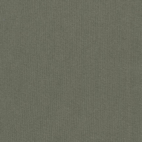 "ROBERT KAUFMAN ""ESSEX"" Linen Cotton Blend PEPPER by the 1/2 yard"