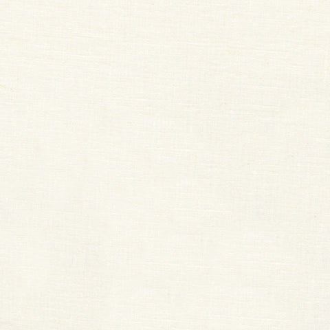 "ROBERT KAUFMAN ""ESSEX"" Linen Cotton Blend PFD Bleach Wht by the 1/2 yard"