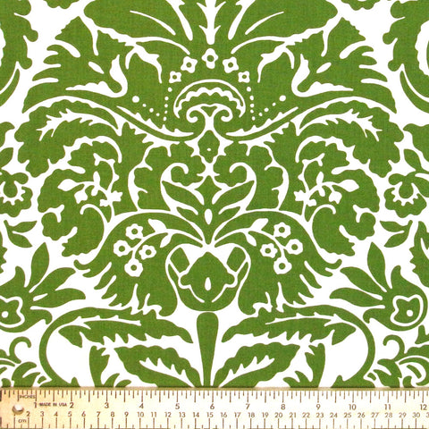 "FREE SPIRIT ""WEST INDIES"" CHANDLER Moss by 1/2 yard"